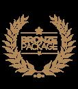 Bronze Package Graphics Design