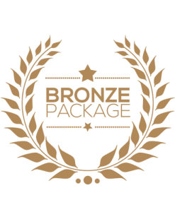 Bronze Package Graphics Design
