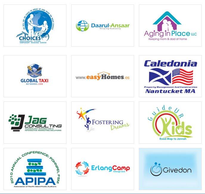 Custom Charity Logo Design