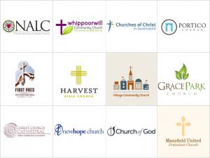 Custom Church Logo Design