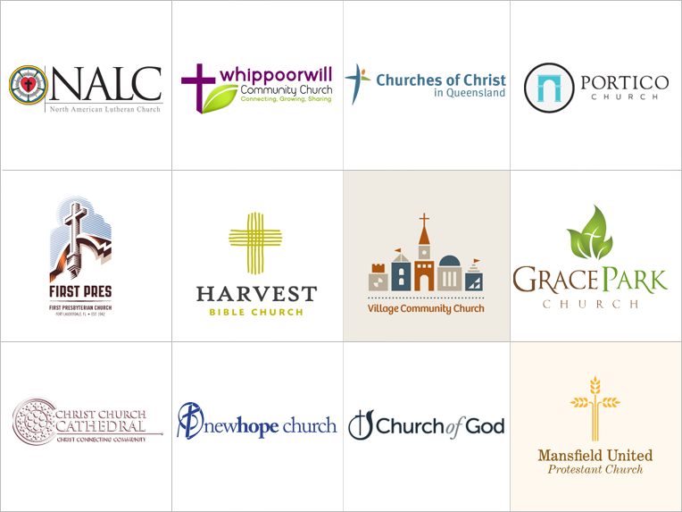 Custom Church Logo Design