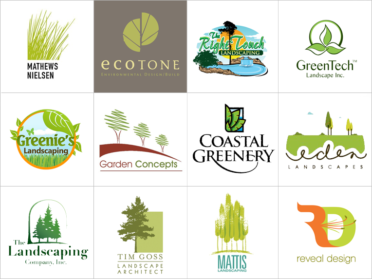 Custom Green Logo Design