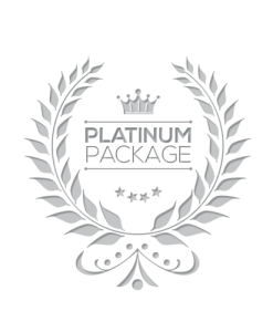 Platinum Package Graphics Design