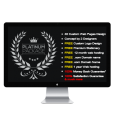 40 Web Pages Custom Design Package