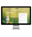 Approach landing page