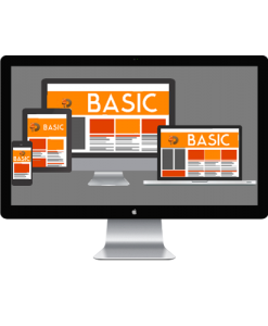 Basic Web Design Package