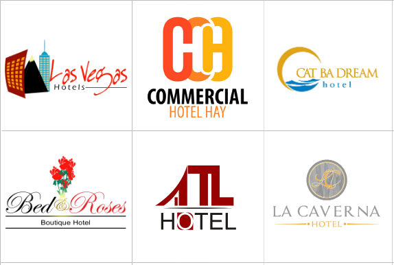 Hotel logo designs by designvamp for 39 for Hotel logo design