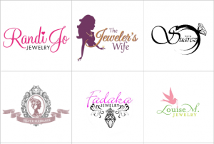 Custom Jewelry Logo Design