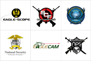 Custom Military Logo Design