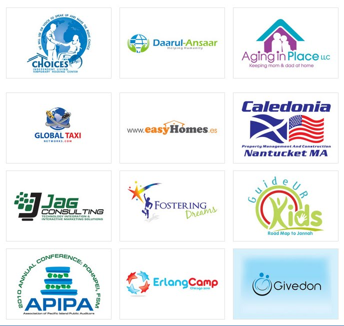 Non Profit Organization Logos