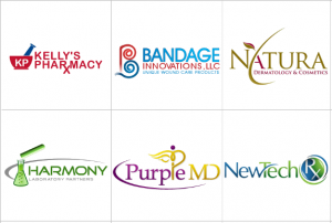 Custom Pharmacy Logo Design