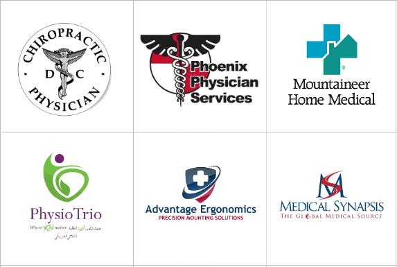 Custom Physician Logo Design