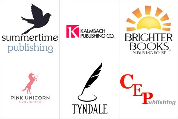 Custom Publishing Logo Design