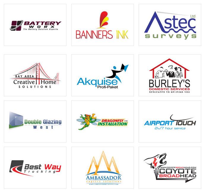 Custom-Services-Logo-Design