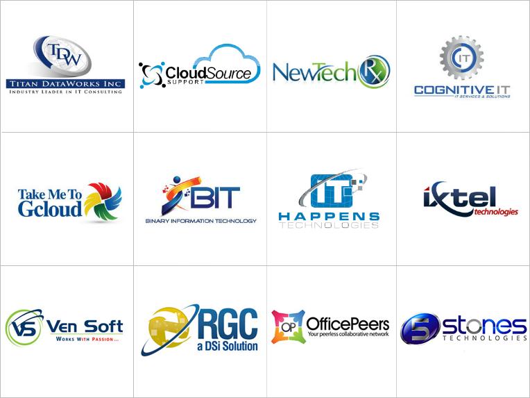 Custom Software Logo Design