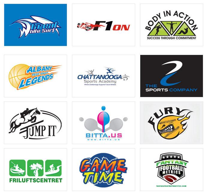 Custom-Sports-Logo-Design