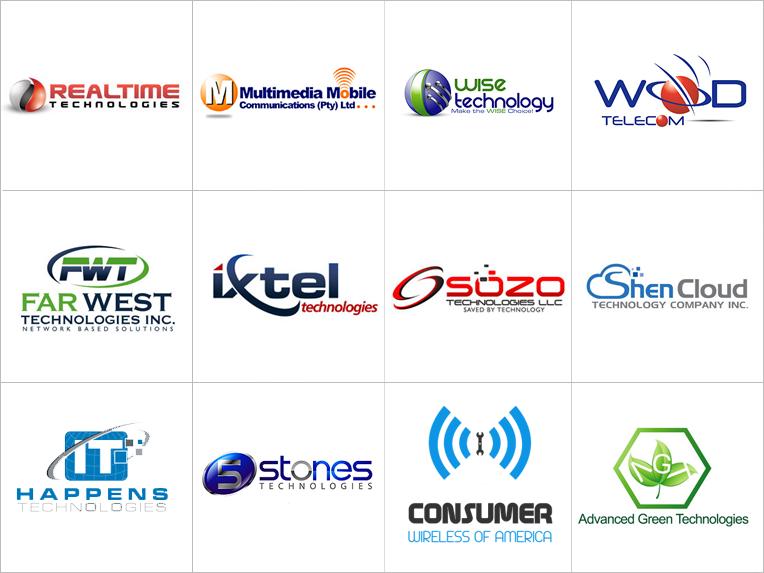 Custom Technology Logo Design Prices