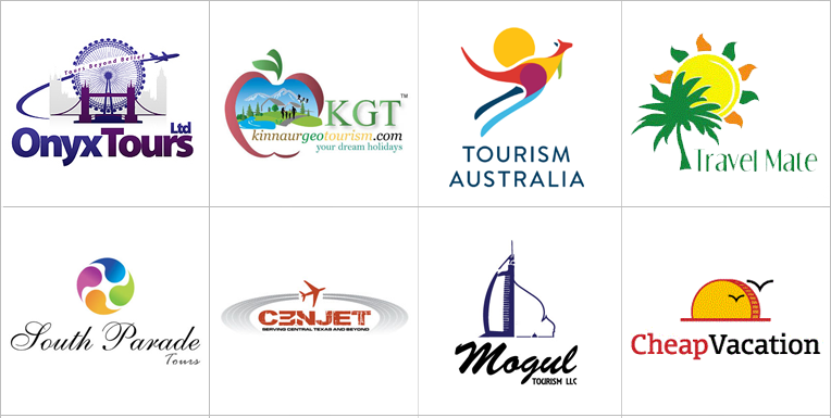 Custom Tourism Logo Design Prices