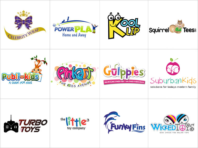 Custom Toys Logo Design