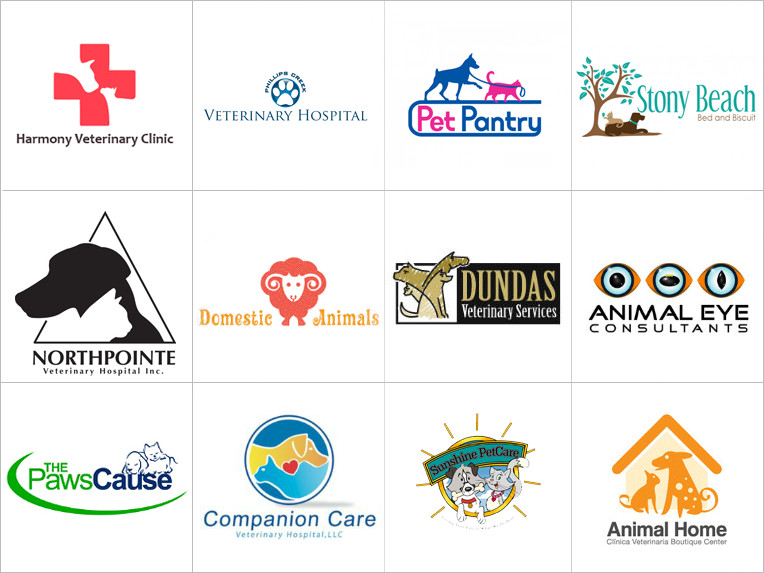 Custom Veterinary Logo Design prices