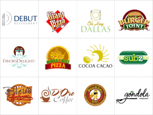 Custom Restaurant Logos Design