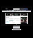 Events Listing Website design Services