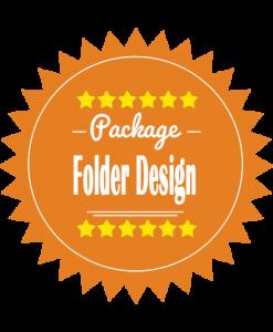 Folder Design Brochure Package