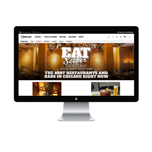 Magazine Website design Services