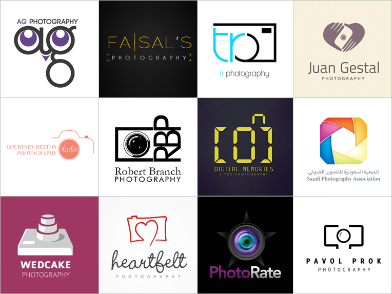 Photography Logo Design Cost