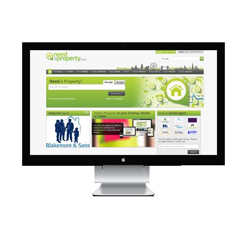 Real Estate Property Website design Services