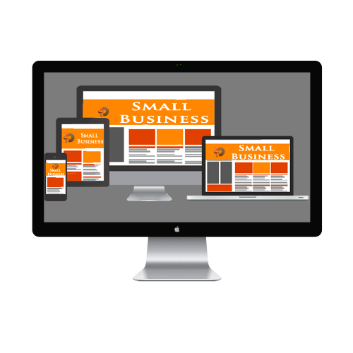 Small Business Web design Package