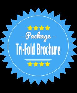 Tri Fold Brochure Design Package