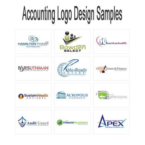 Accounting Logos Design Gallery