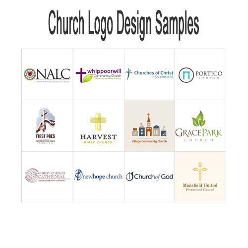 Church Logos Design Gallery