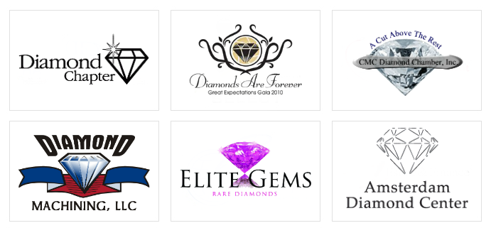 Custom Diamond Logo Designs