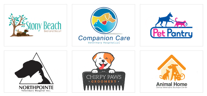 Custom Dog Logo Designer