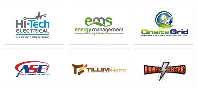 Custom Electrical Logo Designs
