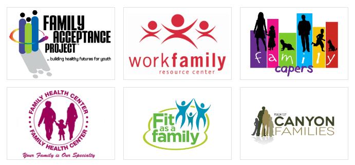Custom Family Logo Designs