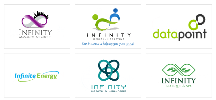 Custom Infinity Logo Design