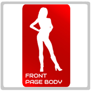 Front Page Body Logo Design
