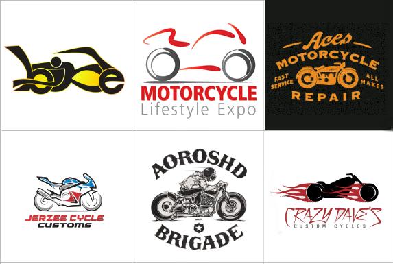 Motorbike Logo Design