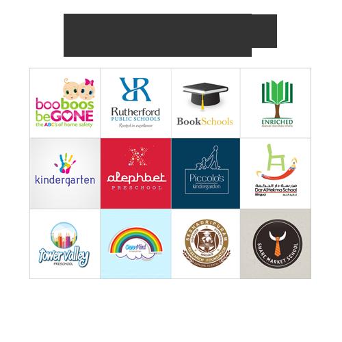 Schools Logos Design Gallery