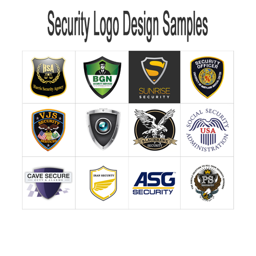 Security Logos Design Gallery