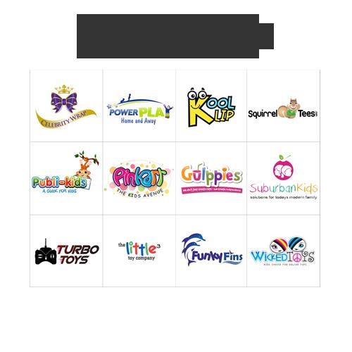 Toys Logos Design Gallery